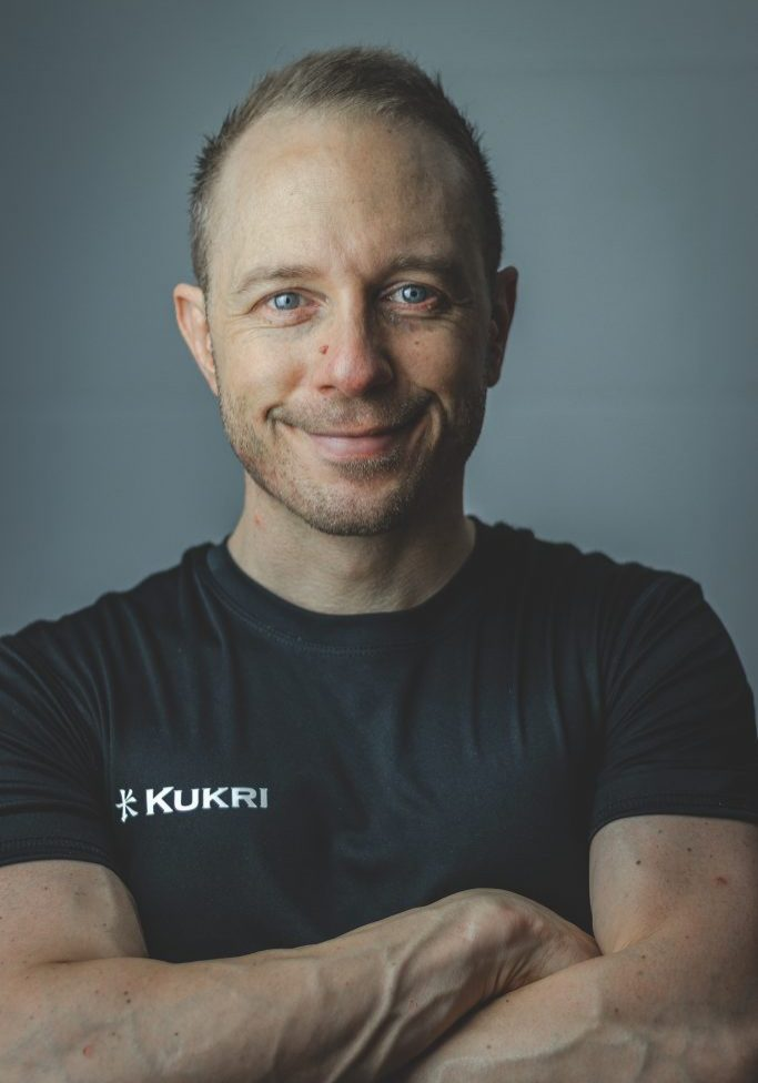 Ian Wrightson, Sports Therapist, expert in sports massage in Surrey.